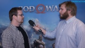 God of War - Itw de Derek Daniels