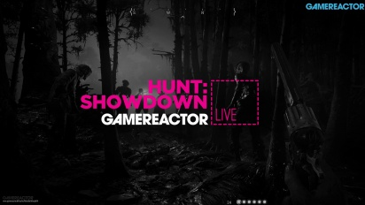 Livestream Replay - Hunt: Showdown