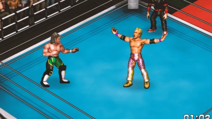 Fire Pro Wrestling World - Overview Trailer