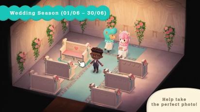 Animal Crossing: New Horizons - Free April update Trailer