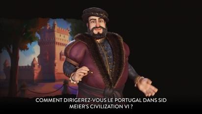 Civilization VI - Pass New Frontier : Premier aperçu de Jean III