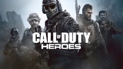 Call of Duty: Heroes - Launch Trailer