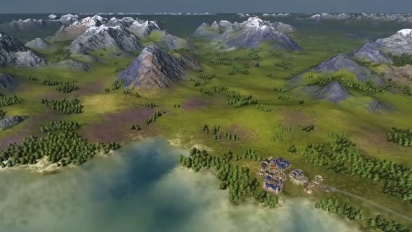 Grand Ages: Medieval - Game World Trailer