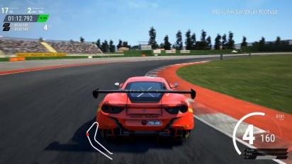 Assetto Corsa Competizione - Misano Circuit Ferrari 488 GT3 Dry Gameplay