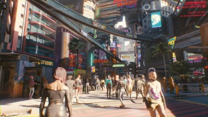 Cyberpunk 2077 - Gameplay Reveal