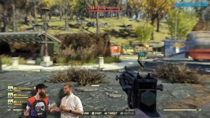 Fallout 76 - Preview du jeu en vidéo
