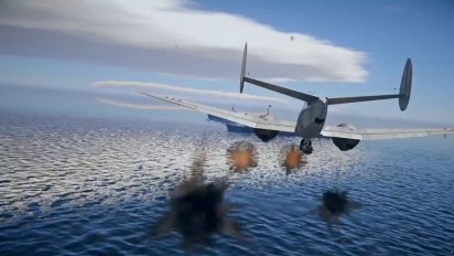 War Thunder - Masters of the Sea Features Trailer