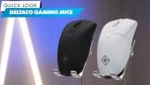 Deltaco Gaming Mice - Quick Look