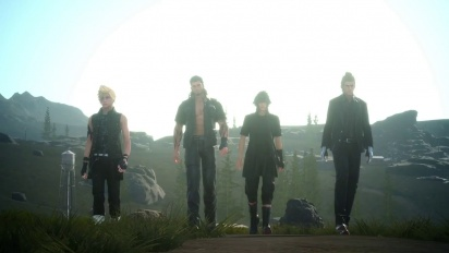 """""""We Have Arrived"""" – Launch trailer – FINAL FANTASY TYPE-0"""