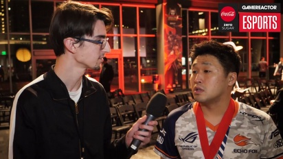 Tekken World Tour - Itw de Saint