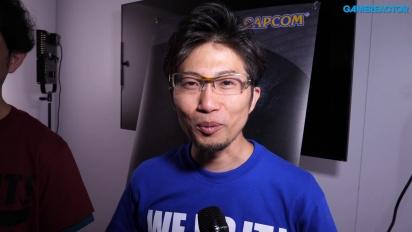 Resident Evil 2 Remake - Itw de Yoshiaki Hirabayashi etTsuyoshi Kanda