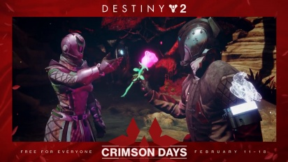 Destiny 2: Shadowkeep - Crimson Days Trailer