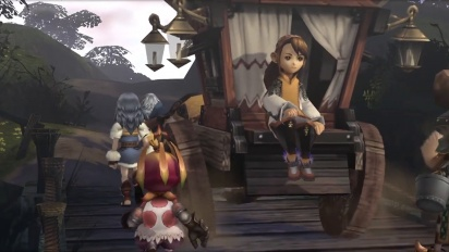 Final Fantasy Crystal Chronicles Remastered Edition - New Features Trailer