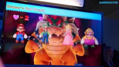 E3 2014: Mario Party 10 - Gameplay