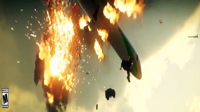 Just Cause 4 - Panoramic Trailer