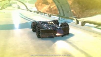 Grip: Combat Racing - Trailer (Nintendo Switch)