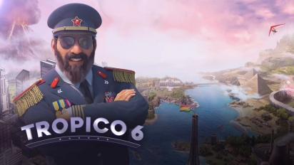Tropico 6 - Spitter DLC Trailer