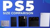 PS5 Size Comparison