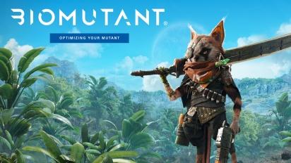Biomutant - Optimizing Your Mutant