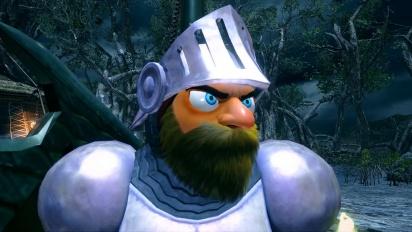 Monster Hunter Rise - Ghosts 'n Goblins Collab Trailer