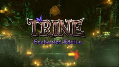 Trine: Enchanted Edition - Launch Trailer