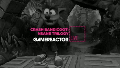 Crash Bandicoot: Nsane Trilogy on PC - Livestream Replay