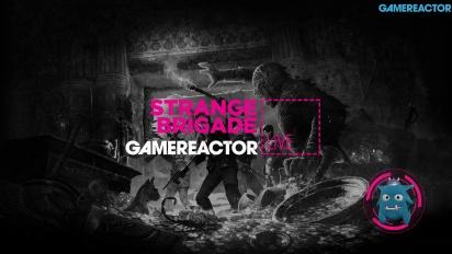 Strange Brigade - livestream replay