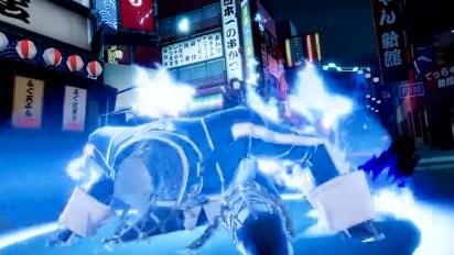 Persona 5 Scramble - Zenkichi Hasegawa Character Trailer (Japanese)