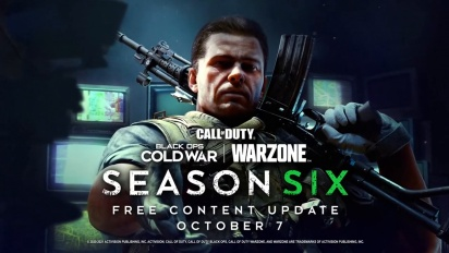Call of Duty: Black Ops Cold War and Warzone - Season Six Gameplay Trailer
