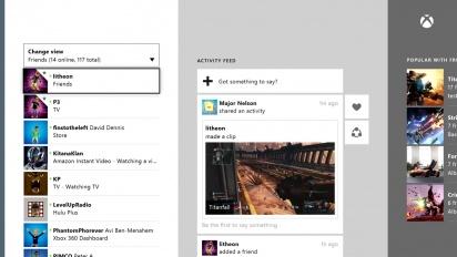 Xbox One - Augus Update Walkthrough