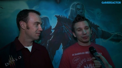 Diablo III : Rise of the Necromancer - ITW de Rob Foote & Matthew Berger