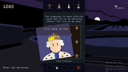 Reigns: Kings and Queens - Switch Announcement