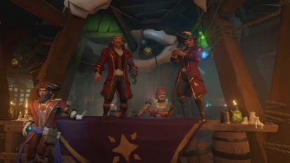 Sea of Thieves - The Arena Gameplay Trailer
