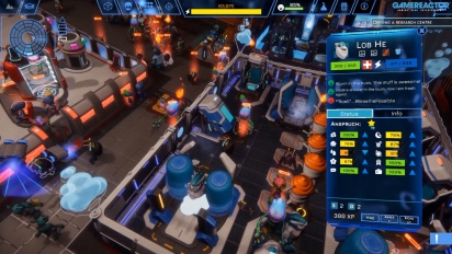 Spacebase Startopia - Commented Gameplay Demo