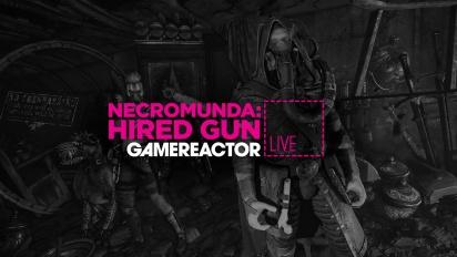 Necromunda: Hired Gun - Launch Livestream Replay