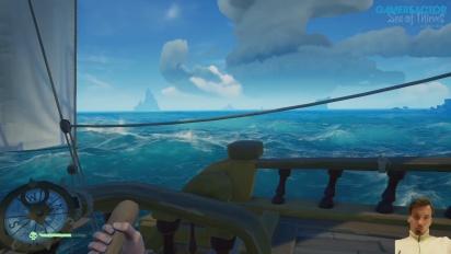 Gamereactor Plays - Sea of Thieves Closed Beta #2