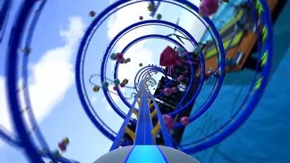 Rollercoaster Tycoon Joyride - Launch Trailer