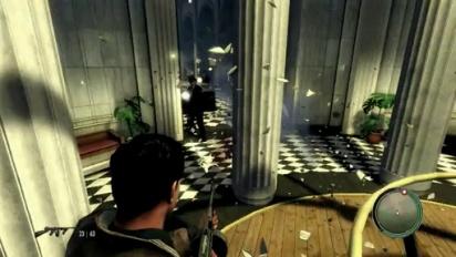 Mafia II - PhysX Trailer