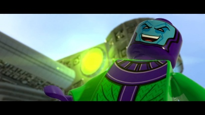 LEGO Marvel Super Heroes 2 - Kang the Conqueror trailer