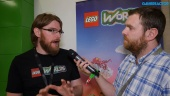 Lego Worlds - Interview de Chris Rose
