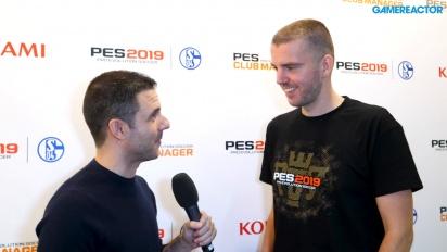 Pro Evolution Soccer 2019 - ITW de Lennart Bobzien