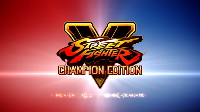 Street Fighter V: Champion Edition - Announcement Trailer