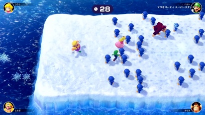 Mario Party Superstars - Japanese Overview Trailer