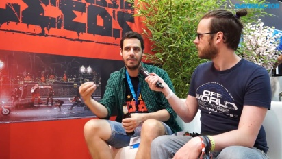 Mother Russia Bleeds - Frédéric Coispeau Interview