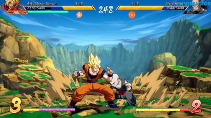 Dragon Ball FighterZ - Le test en vidéo