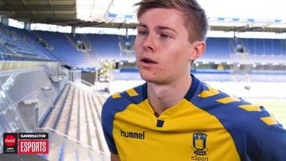 Brøndby Esports - Fredberg Interview