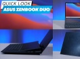 ASUS ZenBook Duo - Quick Look