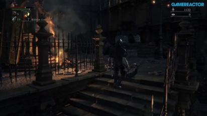Bloodborne - First 30 Minutes Gameplay