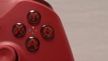 Xbox One - Red And Green/Orange Wireless Controller Unboxing Trailer