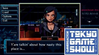 N1RV ANN-A: Cyberpunk Bartender Action - TGS Gameplay